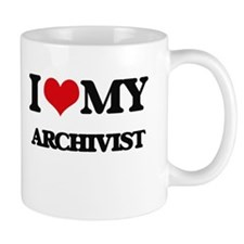 I love my Archivist Mugs