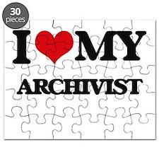 I love my Archivist Puzzle