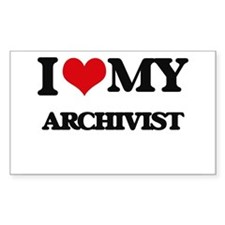 I love my Archivist Decal