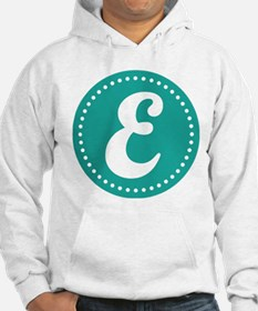 Letter E Hoodie
