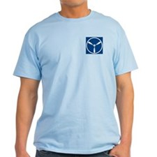 RAF Senior Aircraftman<BR> Blue T-Shirt