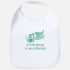 Going to be a Mommy Bib