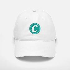 Letter C Baseball Baseball Cap