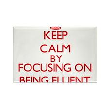 Being Fluent Magnets