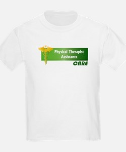 Physical Therapist Assistants Care T-Shirt