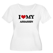 I love my Assassin Plus Size T-Shirt
