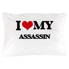 I love my Assassin Pillow Case