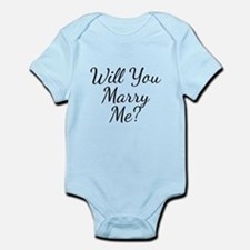 Will You Marry Me? Body Suit