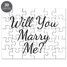 Will You Marry Me? Puzzle