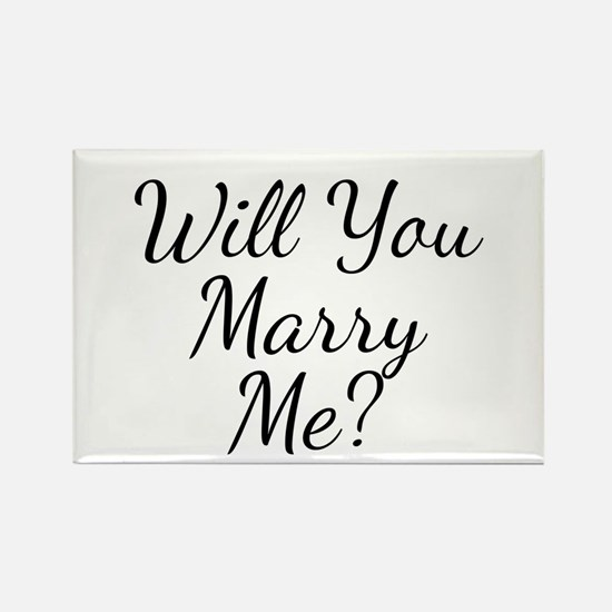Will You Marry Me? Magnets