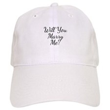 Will You Marry Me? Baseball Cap