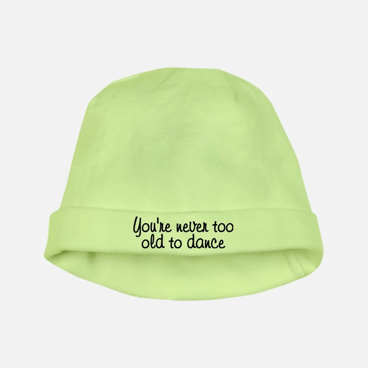 You're never too old - baby hat