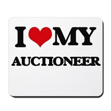 I love my Auctioneer Mousepad