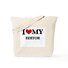 I love my Editor Tote Bag