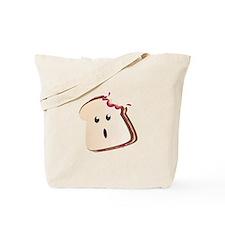 Sandwich Bite Tote Bag