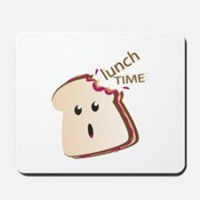 Lunch Time Mousepad
