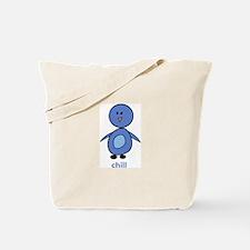 """""""chill"""" Tote Bag"""