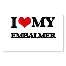 I love my Embalmer Decal