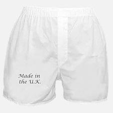 UK Boxer Shorts