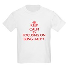 Being Happy T-Shirt