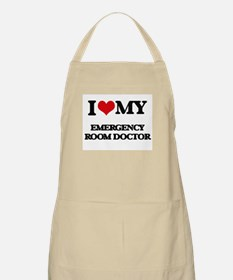 I love my Emergency Room Doctor Apron