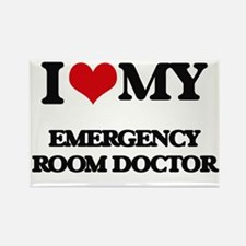 I love my Emergency Room Doctor Magnets
