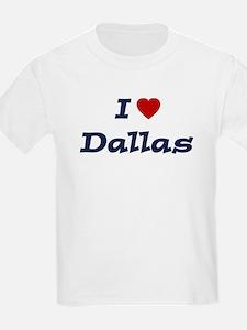 I HEART DALLAS T-Shirt