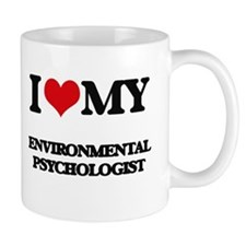 I love my Environmental Psychologist Mugs