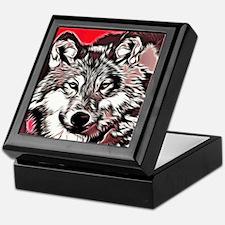 Wolf 2014-0976 Keepsake Box