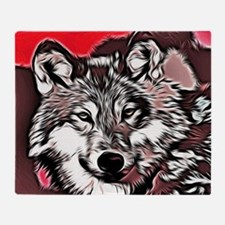 Wolf 2014-0976 Throw Blanket