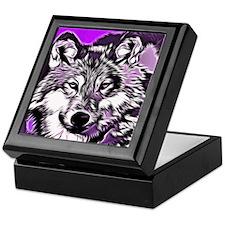 Wolf 2014-0974 Keepsake Box