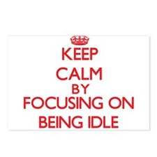 Being Idle Postcards (Package of 8)