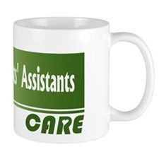 Pathologists' Assistants Care Small Mugs