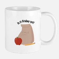 Friday Yet? Mugs