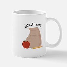 School Is Cool Mugs