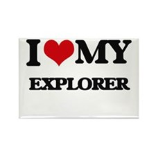 I love my Explorer Magnets