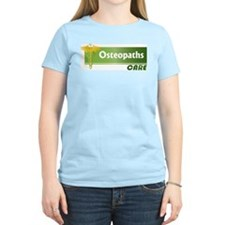 Osteopaths Care T-Shirt