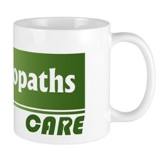 Osteopaths Care Mug