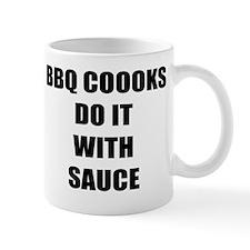 Cute Bbq sauce Mug