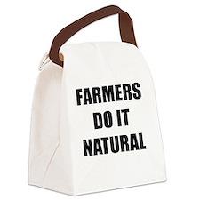 Unique Grower Canvas Lunch Bag