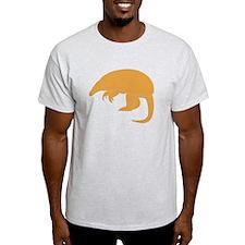 Brown Armadillo T-Shirt