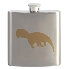 Brown Anteater Flask