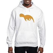 Brown Anteater Hoodie