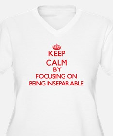 Being Inseparable Plus Size T-Shirt