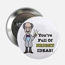"""Bright Ideas 2.25"""" Button (10 pack)"""