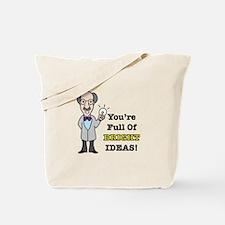 Bright Ideas Tote Bag