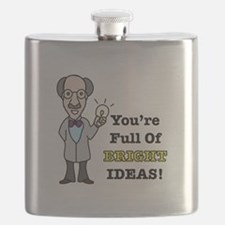 Bright Ideas Flask
