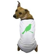 Green Bird Dog T-Shirt