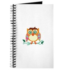 Hoot Owl Journal