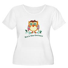 Hoos The Coolest Plus Size T-Shirt